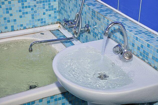 débouchage évier baignoire