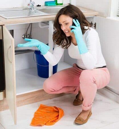 emergency plumbing repair brussels